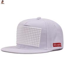 CHESSIECA 2018 Rusia alta calidad plástico triángulo gorra de béisbol  Snapback Hip Hop sombrero de ala plana sombreros Casquette. 30007208100