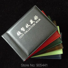Coin-Album-Holder Collecting 60-Pockets Storage 10-Pages
