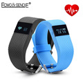 EDWO TW64 Upgrede Heart Rate Smartband Smart Wristband Sport Bracelet Fitness Tracker For iOS Android Phone PK Xiaomi Mi Band