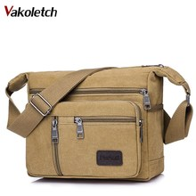 Casual Travel Men's Crossbody Bag Luxury Men