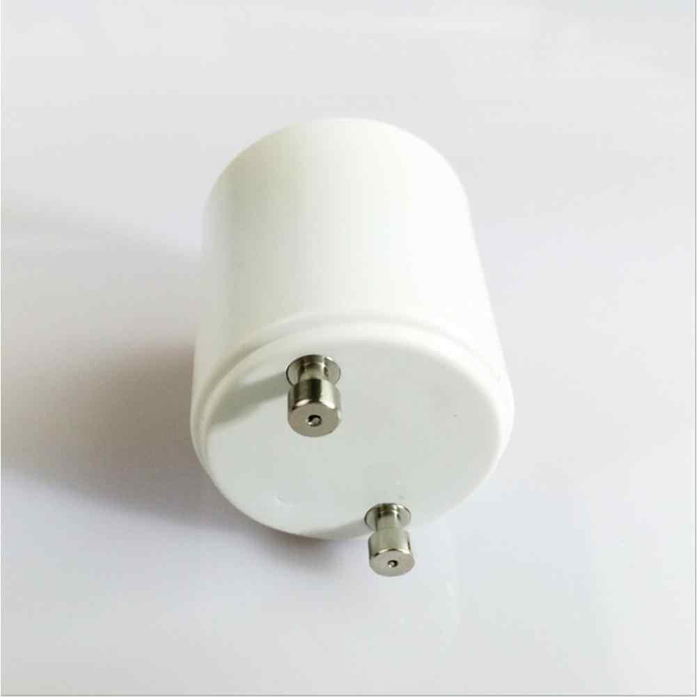 2 шт. GU24 к E26/E27 держатель лампы Конвертер Светильник лампа база для дома, отеля, офиса