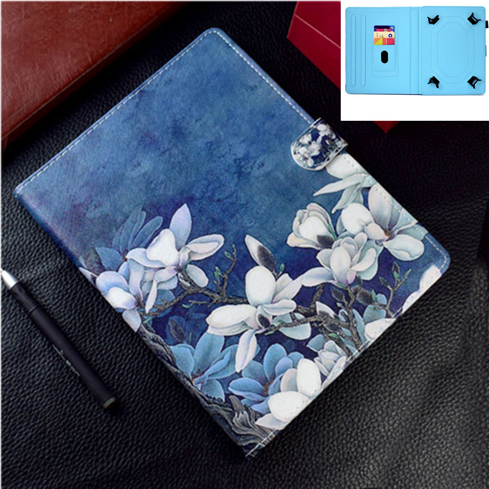 For PocketBook 622 623 6 Inch Display E-BOOK Reader Cases PU Leather Cute Stand Tablet Case 6 Inch 7.0''  Universal Cover