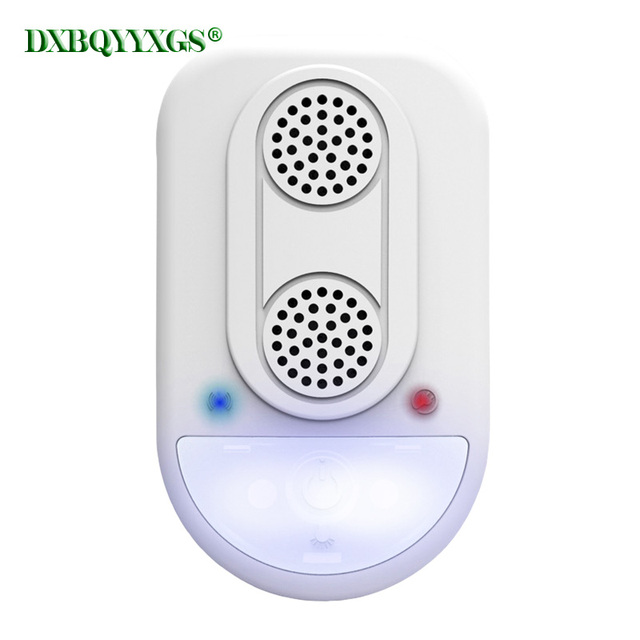 DXBQYYXGS Electronic Pest Repeller Ultrasonic Rejector Mouse Mosquito Rat Mouse Repellent Anti Mosquito Repeller killer Rode
