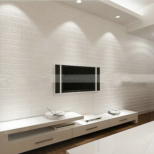 Wall Panels Rona Vinyl Paneling 3d Wall Panels. . Decorative Brick ...