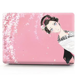 Image 2 - color printing notebook case for Macbook Air 11 13 Pro Retina 12 13 15 inch Colors Touch Bar New Pro 13 15  or New Air 13 Kimono