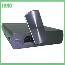лучшая цена LED Portable Projector 854*480 Pixel HDMI USB 5200 mAH Projector Home Media Player