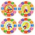 Геометрические соответствующие блоки цифровые часы, цифровой совпадающих блоков, блоки часы, раннего детства интеллектуальные игрушки инициация