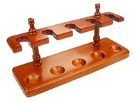 High quality L type smoking Pipe seat,5 seats sitting room Pipe holder,smoking accessories,tobacco pipe stand
