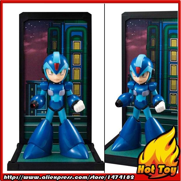 100% Original BANDAI Tamashii Nations Buddies No.016 Collection Figure - X from Mega Man X 100% original bandai tamashii nations buddies no 015 collection figure vegeta from dragon ball z