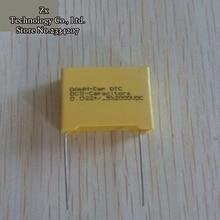 MKP 0.022 UF 2000VDC 223J capacitor Snubber acessórios de aquecimento Eletromagnético