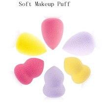 Soft Makeup Sponge Puff Eco-friendly Foundation Powder Puff Liquid Powder Blending Beauty