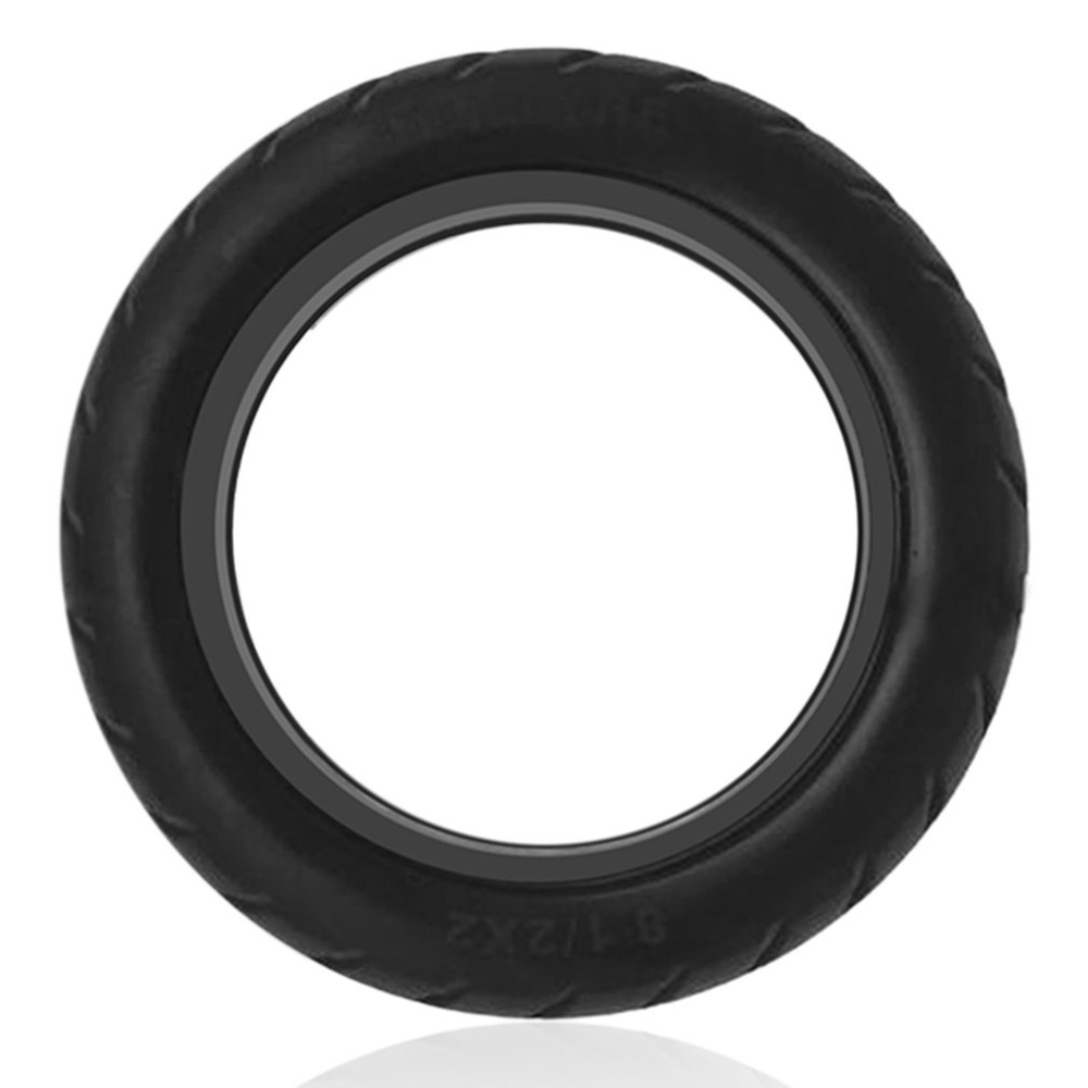 Solid Vacuum Tires 8.5X2 Micropores Suitable For Xiaomi Mijia M365 Electric Skateboard Scooter Non-Pneumatic Vacuum Wheel (1)
