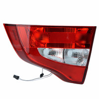 Replacement Car Tail Light Led Red Brake Light Stop Reversing Lamp Warning Cars Flashing Light Car styling for For the Volvo s80