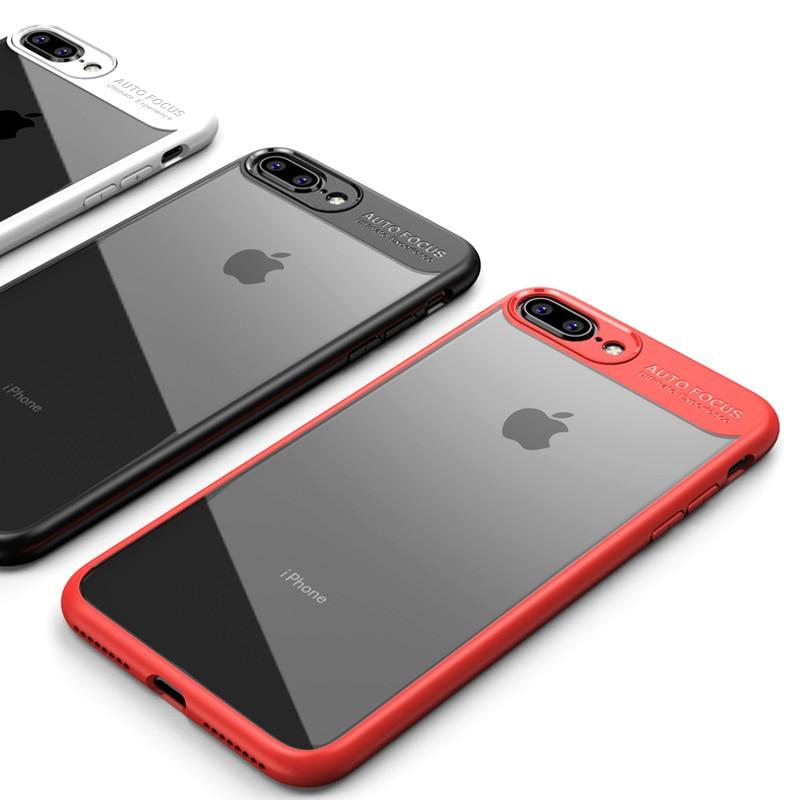 USAMS Fullt skyddande fodral för iPhone-fodral för iPhone X 10 8 8P - Reservdelar och tillbehör för mobiltelefoner - Foto 6