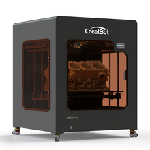 Large Metal Printer Creatbot 3d printer D600 Dual Extruder 600*600*600mm industrial Grade 1.75mm 3.0mm ABS PLA TPU PVA