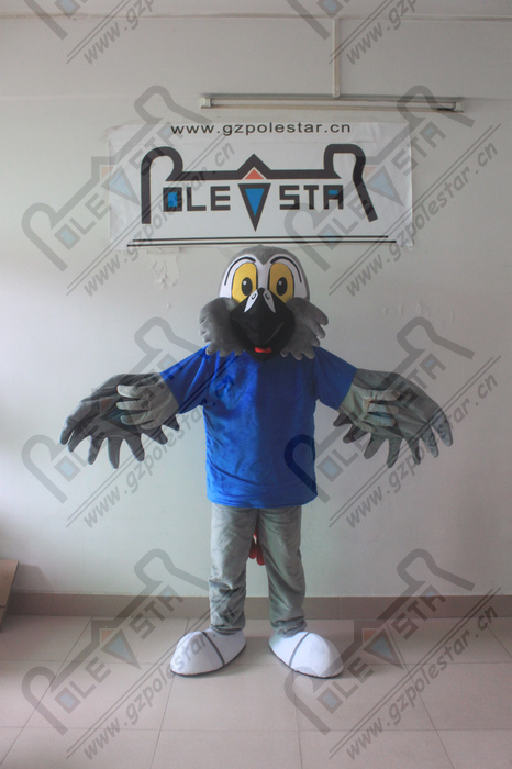 condor mascot costume fly bird walking disguise character eagle costumes