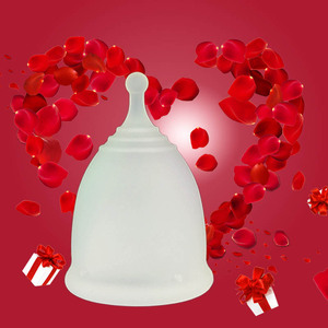 Image 5 - Aneercare copa וסת מעקר וסת כוס רפואי סיליקון לנשים coppetta mestruale coletor וסת אספן
