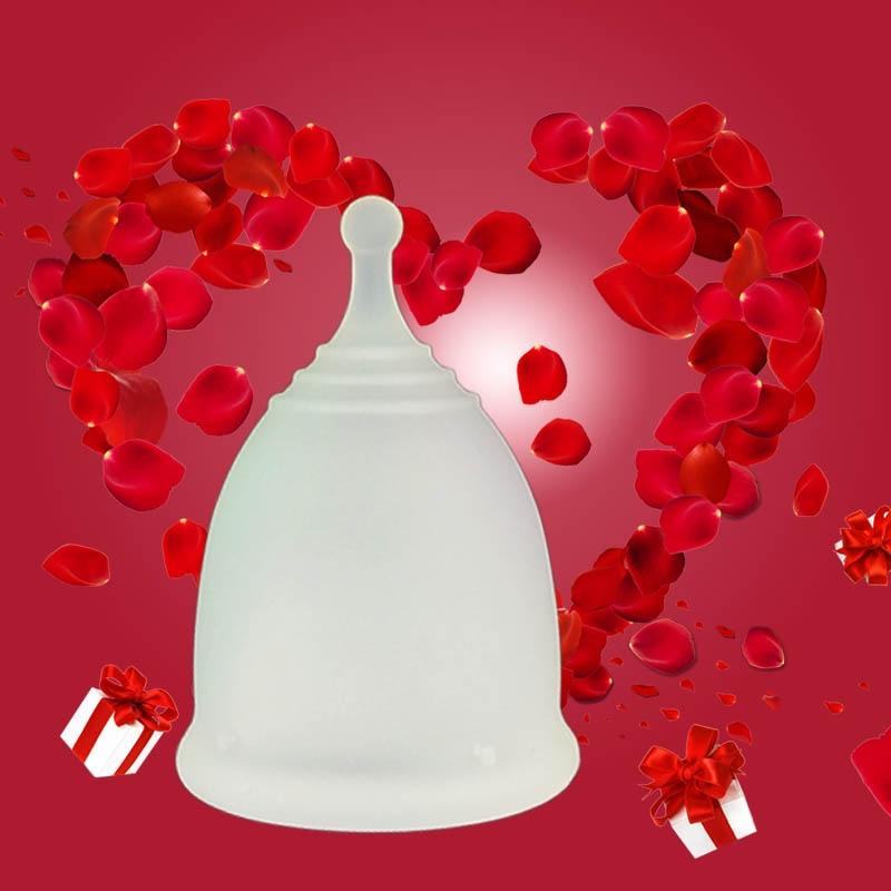Image 5 - Aneercare copa menstrual sterilizer Menstrual cup medical silicone for women coppetta mestruale coletor menstrual collectorFeminine Hygiene Product   -