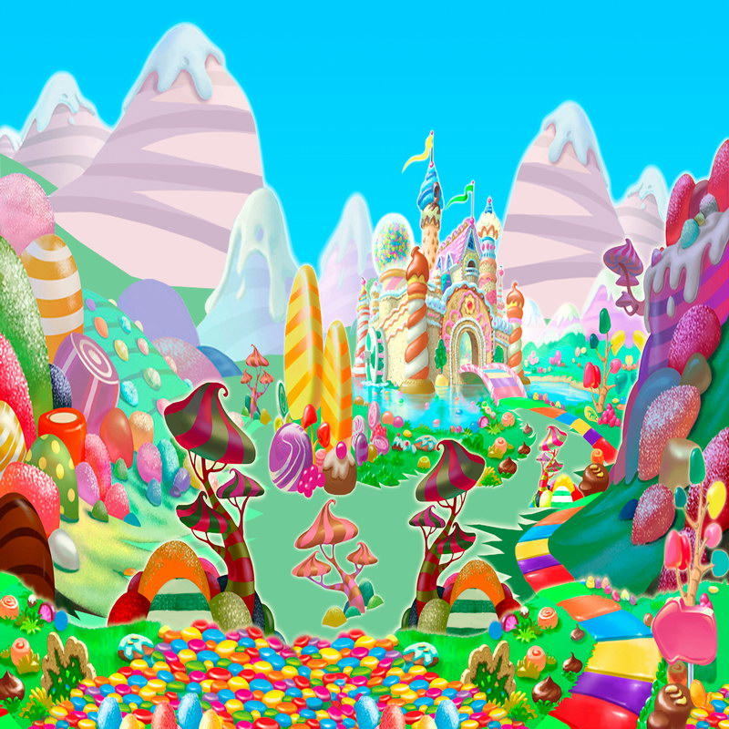 candy world wallpaper - photo #47