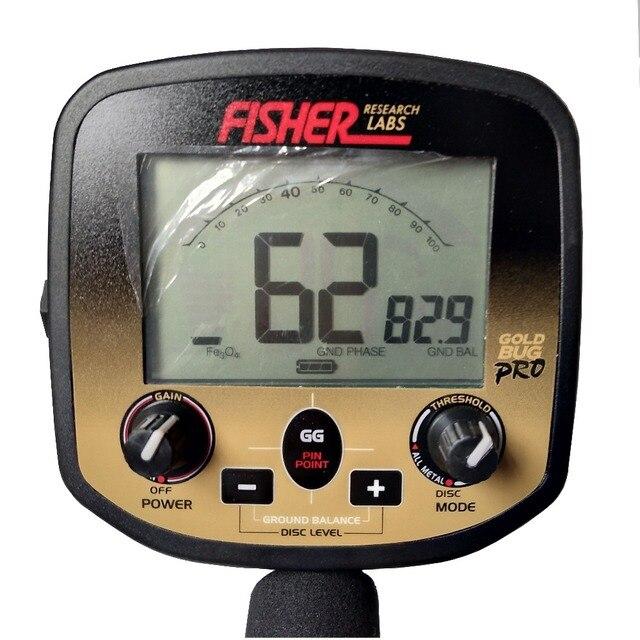 FS2 Professional Finder Gold Detector High Sensitivity Gold Detector G2 Underground Metal Detector Gold Detector Waterproof 1