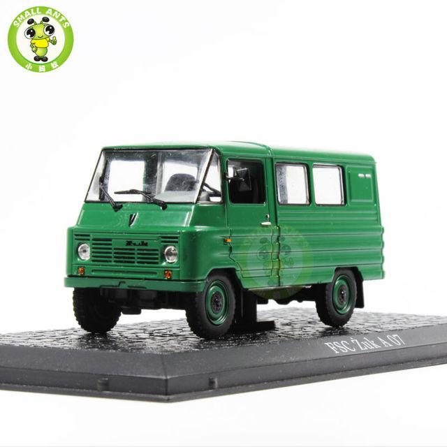 1:43 Scale Bus Truck Toys Model,Atlas,FSC ZUK A 07,7167129