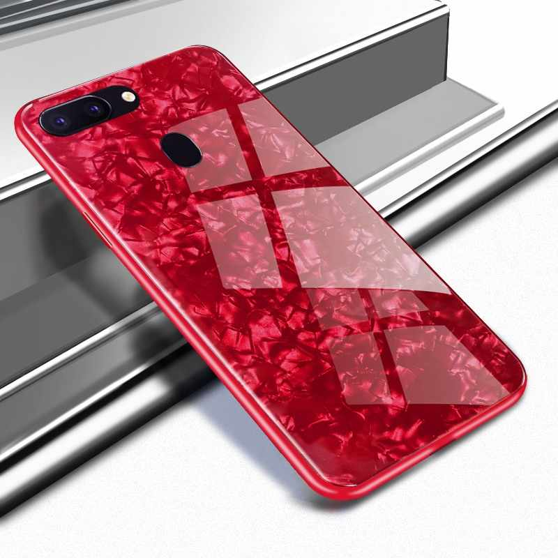Detail Feedback Questions about Tempered Glass Case for OPPO F9 F7
