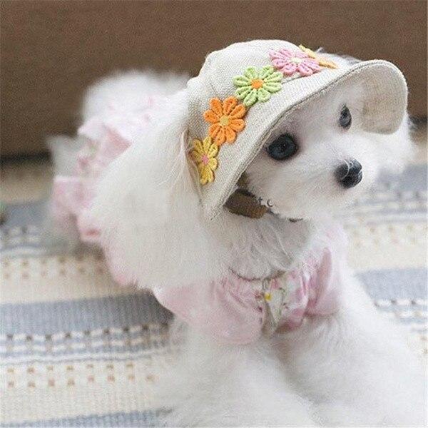 Pet Produkte Hund Hut Winter Sommer Strand Hüte Für Hunde Kostüm ...