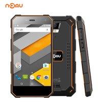 Nomu s10 ip68防水スマートフォン5「hdアンドロイド6.0 2ギガバイト+ 16ギガバイトMT6737クアッドコア13.0mp 5000 mah 4グラムlte耐震携帯電話gps