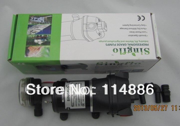 Wholesale 12v 12 5L min 35psi washdown pump for RV marine FL35 package price 10pcs ctns