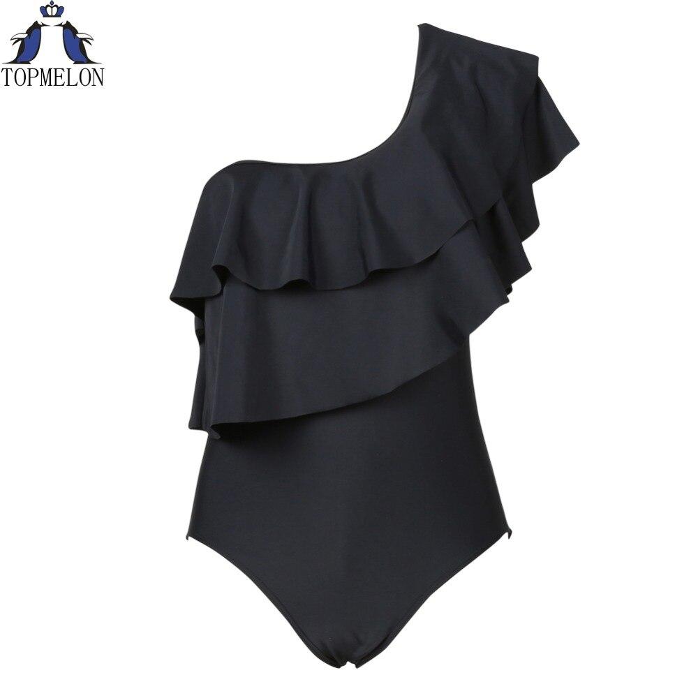 Maillots de bain Femme une pièce maillot de bain sexy Solide Maillots De Bain maillot de bain maillots de bain femmes d'une seule pièce 2017 monokini Beachwear Maillots de Bain