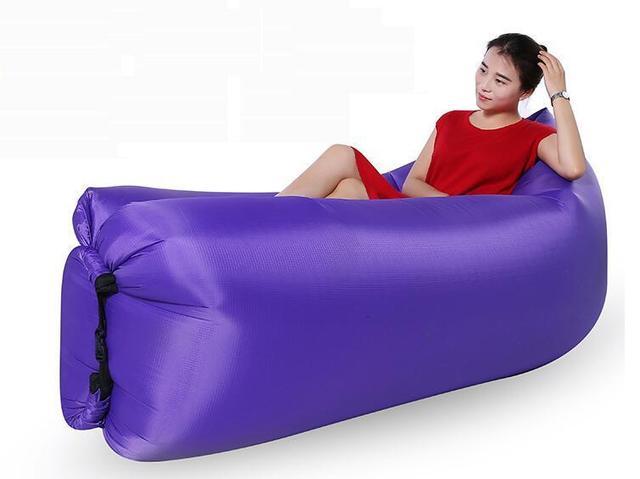 aliexpress : lila outdoor sitzsack luft aufblasbare sofa, Wohnzimmer