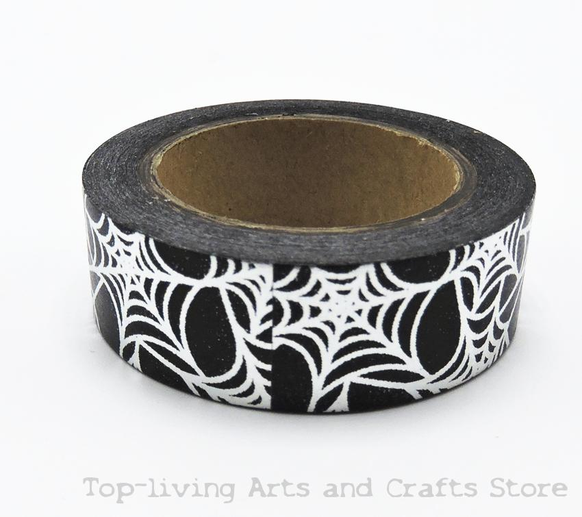 White nets foil washi tape set japanese stationery for Tape works decorative tape