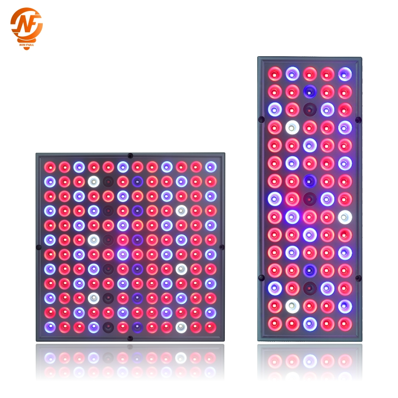 LED Grow Light 25W 45W Full Spectrum Panel AC85~265V Greenhouse Horticulture Grow Lamp For Indoor Plant Flowering Growth