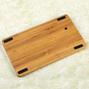 Image 4 - GH60 Bamboo Walnut Wooden Case Wrist Rest 2 in 1 For 60% Mini Mechanical Gaming Keyboard Compatible Pok3r DZ60 YD60MQ XD64