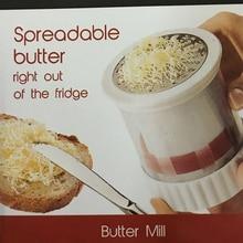 Edelstahl Buttermühle Käsereibe Kinder Fütterung Butterschneider Draht Käsehobel Neue Ankunft