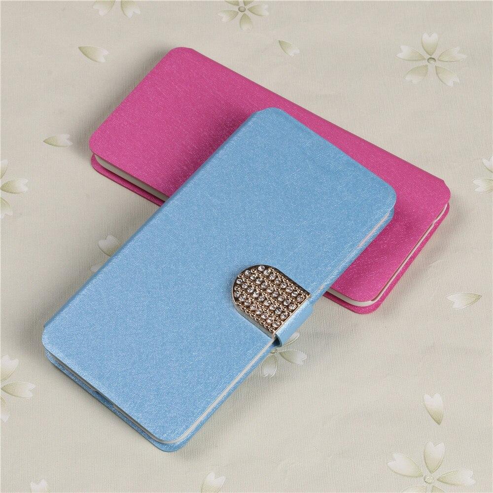 QIJUN Fundas for Xiaomi Mi3 M 3 Mi 3 Case Book Style Flip Le