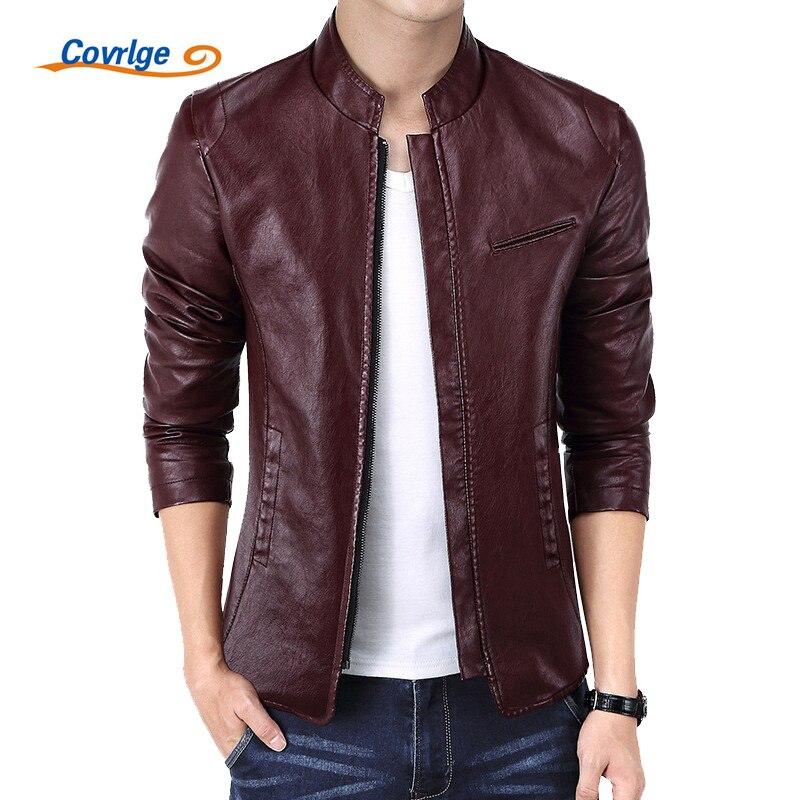 Fashion Genuine Leather Vest Sleeveless Jacket Men Casual Vest Winter Autumn Spring V Neck Slim Waistcoat