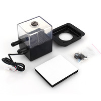 New SC 300T 12V DC Ultra Quiet Water Pump Pump Tank For PC CPU Liquid Cooling