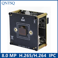 IP Camera 8.0 MP, IMX274+HI3519V101 CMOS IP Camera Module,IP PCB board DWDR+ONVIF