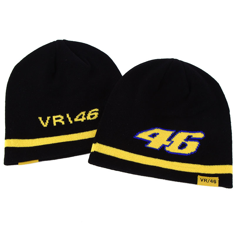 2016 new Rossi vr 46 Embroidery Warm hats