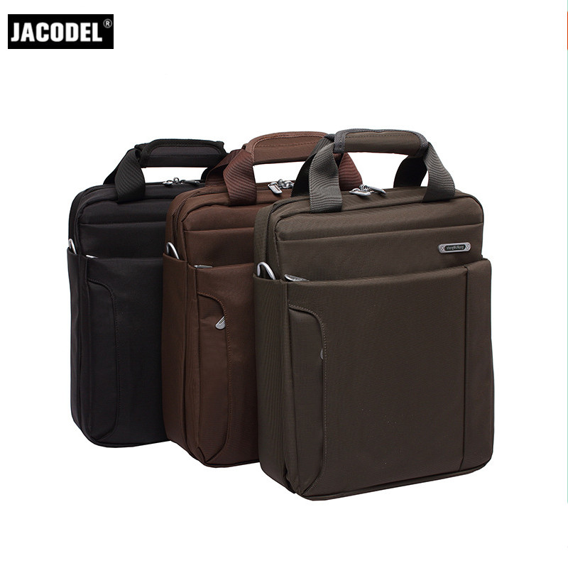 Jacodel Business 12 13 Inch Laptop Messenger Crossbody Bag for Men Hangbag Vertical Square bag for Work Ipad Tablet 10.1 12 Inch спицы круговые алюминиевые с покрытием 80см 2 0мм 940120 940102