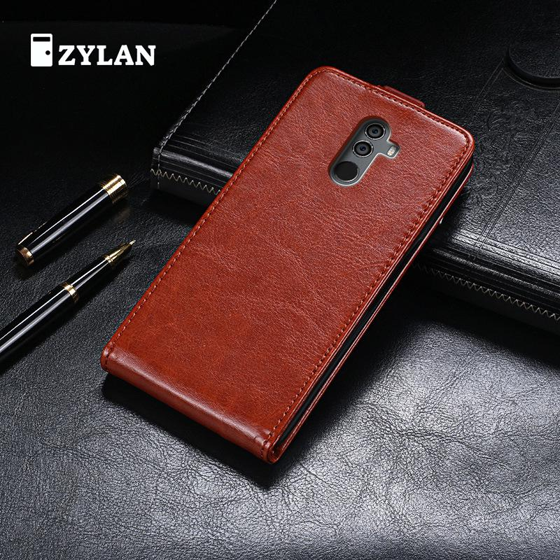 ZYLAN For Oukitel K8 3 Colors High Quality Filp Business Leather Case 6 0 For Oukitel