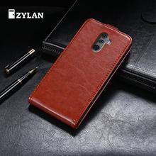 ZYLAN для Oukitel K8 3 цвета Высокое качество Filp Бизнес кожаный чехол 6,0 »для Oukitel K8 чехол телефона и бесплатный подарок