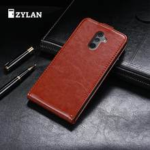 ZYLAN For Oukitel K8 3 Colors High Quality Filp Business Leather Case 6.0'' For Oukitel K8 Phone Cover & FREE GIFT(China)