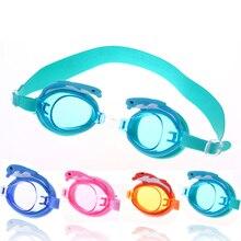 Арена Piscina открытый плавательный бассейн анти-туман плавательные очки аксессуары для детей мальчиков и девочек