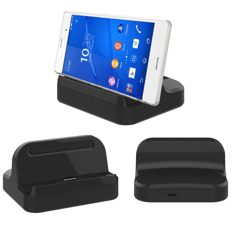 Magnétique Charging Dock Station Chargeur Pour Sony Xperia Z1/Z2/Z3 Compact