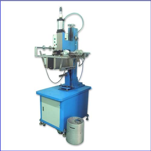 Полу Автоматический прибор термо переводная печатная машина, ведро печатная машина для многоцветной печати