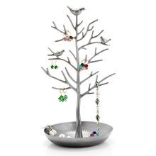 Moda drzewko szczęścia biżuteria metalowa stojak do przechowywania bransoletki hak na kolczyki biżuteria uchwyt do przechowywania kreatywna biżuteria wyświetlacz narzędzia do domu tanie tanio Przechowywanie posiadaczy i stojaki Pojedyncze 423P03 Zaopatrzony Ekologiczne Mikeshea Typ nadwozia Nie-składany stojak