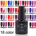 LKE 1 PCS Nail Polish Temperature Change Nail Color UV Gel Polish Nail Gel for Nail soak off gel polish
