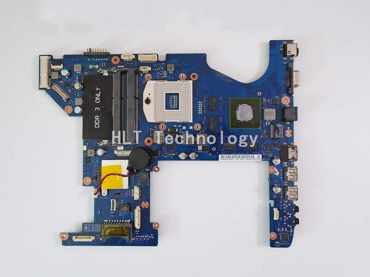SHELI laptop Motherboard For Samsung RF711 BA92-07584A DDR3 non-integrated graphics card ...